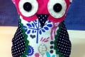 All Sewn Up - Owl Doorstops Workshop