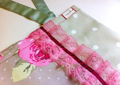 Tote Bag Workshop - All Sewn Up