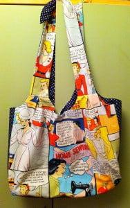 Weekend Bag Workshop - All Sewn Up