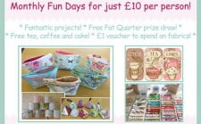 Monthly fun day flyer