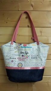 Bucket bag sewing workshop