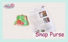 Snap Purse Tutorial