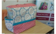Sewing Machine Covers made at All Sewn Up Wales