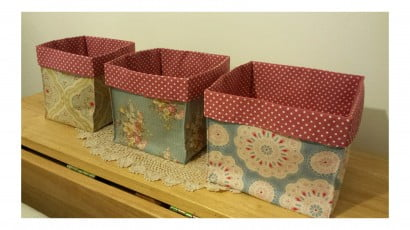 Storage Box Project