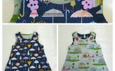 Little Girl's Dress Workshop