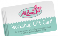 All Sewn Up Gift Cards