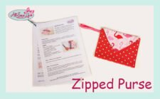Zipped Purse Tutorial