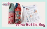 Wine Bottle Bag Tutorial