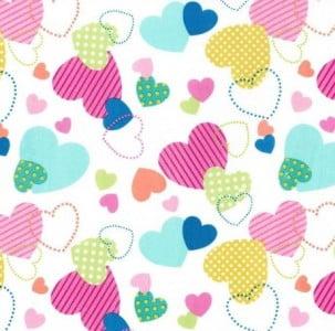 'Love Dee Da' fabric