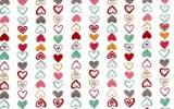 Fabric - 'Vintage Valentine'