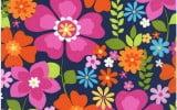 Fabric - 'Flowertopia'