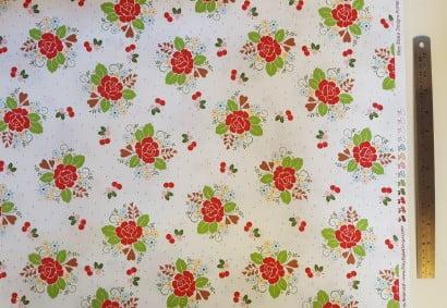 Fabric - 'Sew Cherry'
