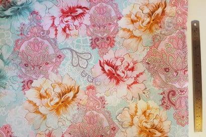 Fabric - 'Flower Burst'