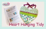 Heart Hanging Tidy Project