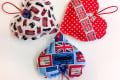 Bunting & Hearts - All Sewn Up