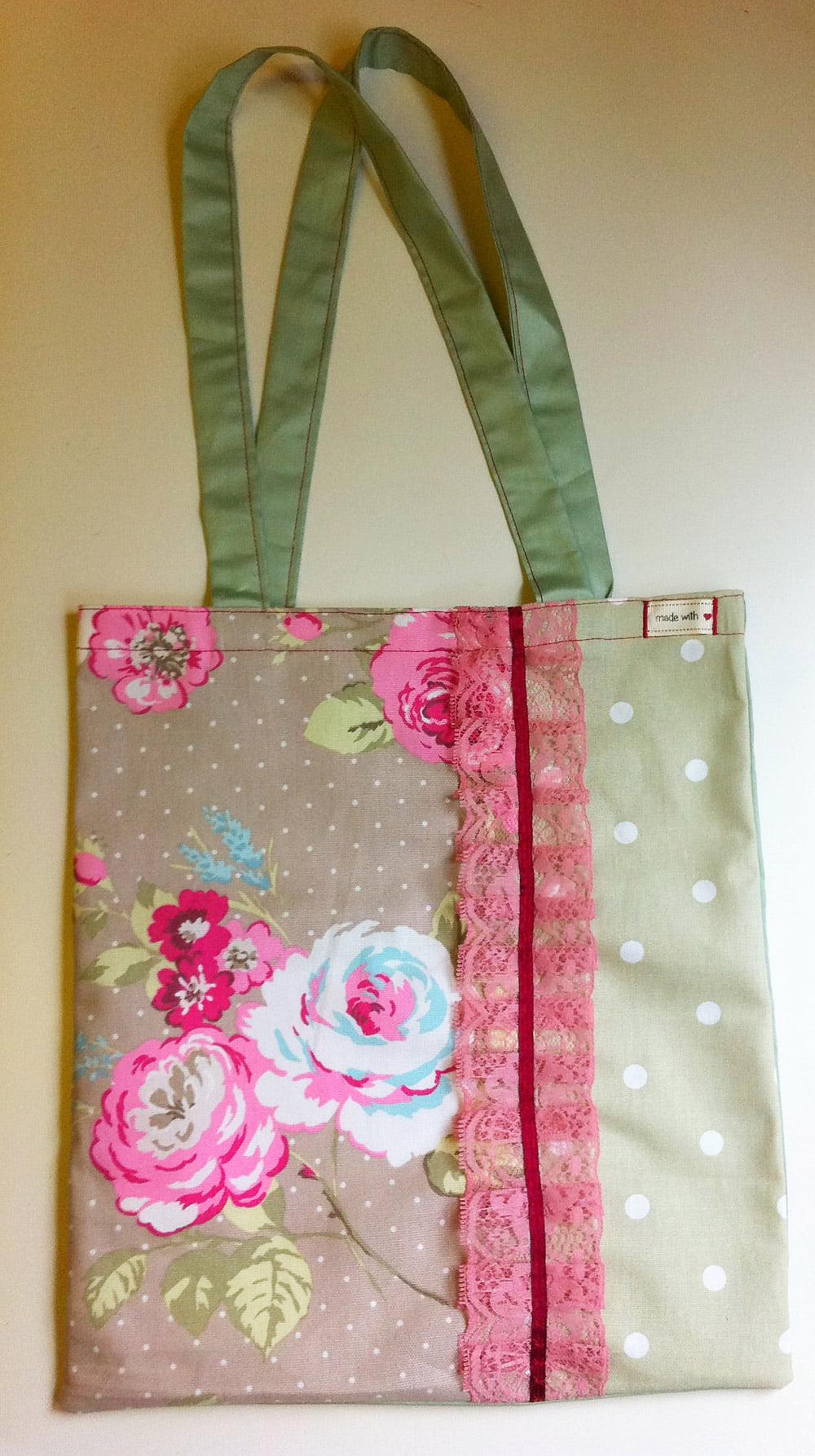 Tote Bag Workshop - All Sewn Up