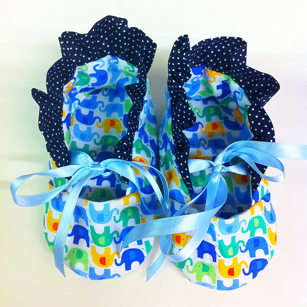 Baby Booties Workshop - All Sewn Up