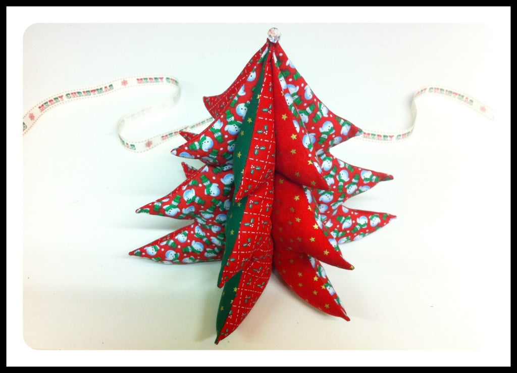 **FREE** Christmas Tree Tutorial