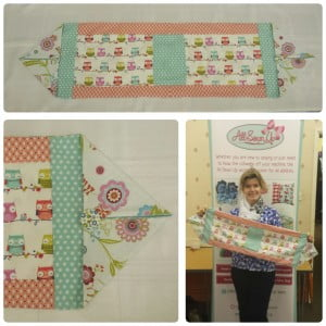 Table Runner Project