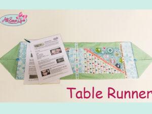 Table Runner Tutorial
