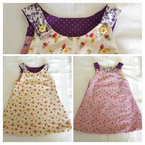 Little Girl's Dress Workshop