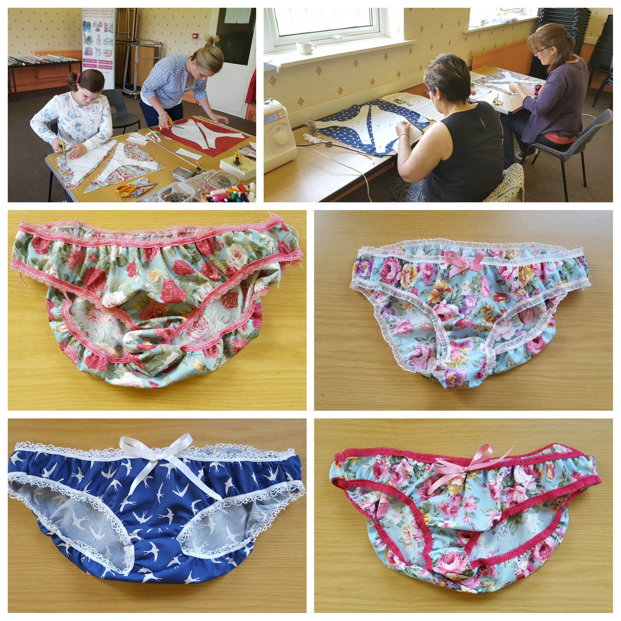 Knicker Making