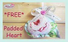 Padded Heart Tutorial