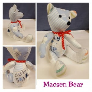 Macsen Bear Workshop