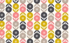 Bloom Fabric by Dashwood Studios