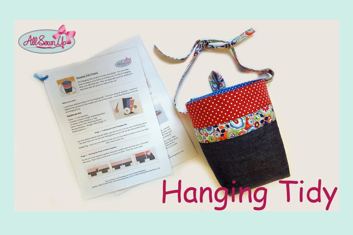 Hanging Tidy Tutorial