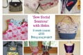 Sew Social Sessions