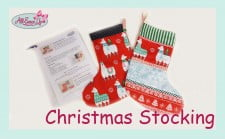 Christmas Stocking Tutorial