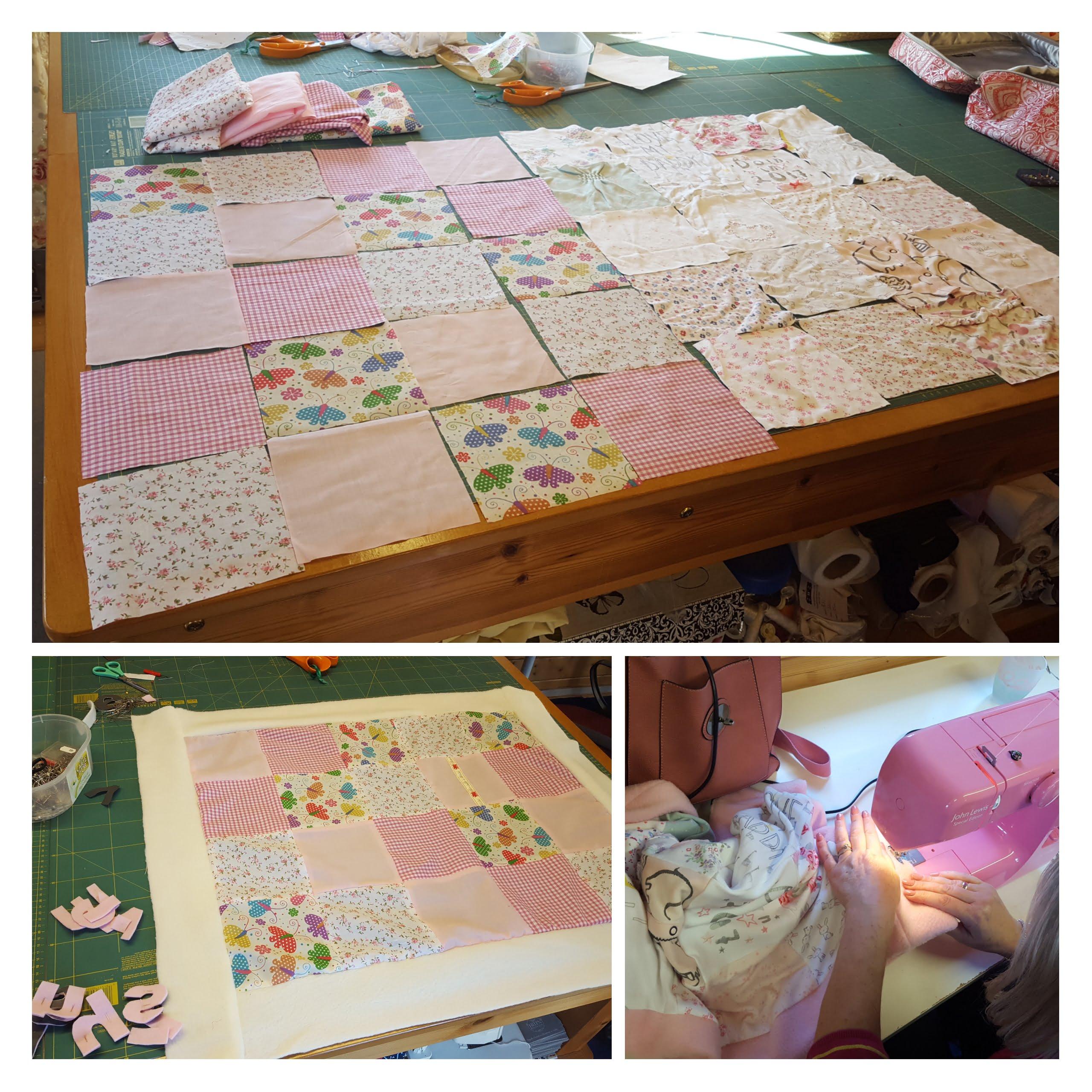 Baby Blanket Workshop