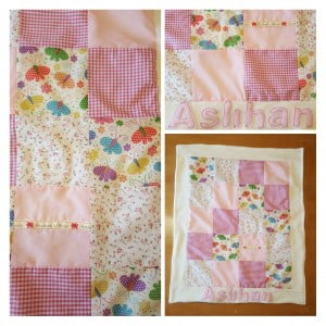 Baby Blanket Workshop