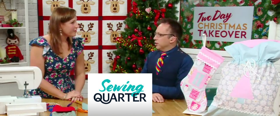 Sewing Quarter Guest Presenter