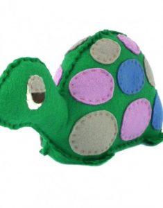 Jenson Jones Tortoise Felt Kit