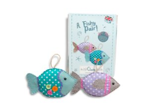 Fishy Pair Kit - Suitable for aged 8+