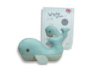 Wigsby Whale Sewing Kit