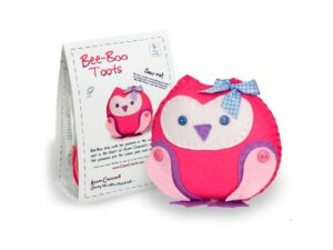 Bee Boo Toots Owlet Sewing Kit