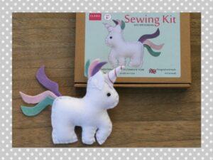 Unicorn Sewing Kit