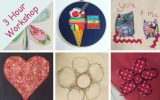Freehand Embroidery Workshop
