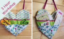 Heart Hanging Tidy Workshop