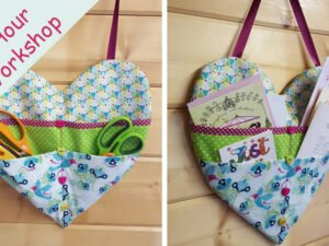 Heart Hanging Tidy Workshop