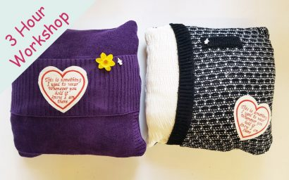 Memory Cushion Workshop