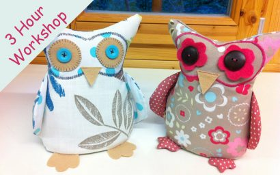 Owl Doorstop Workshop