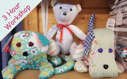 Soft Toys Workshop
