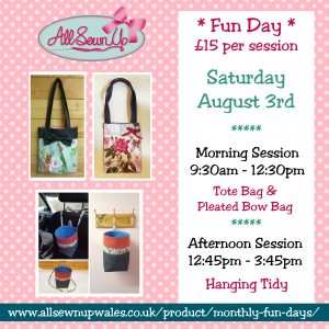 August 3rd Fun Day