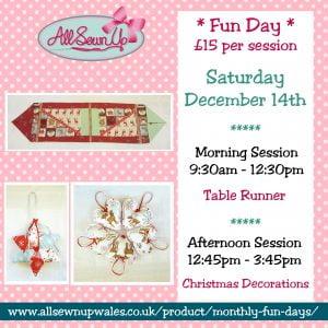 December 14th Fun Day