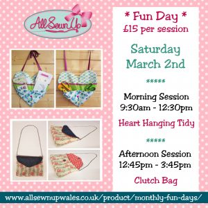 March 2nd Fun Day