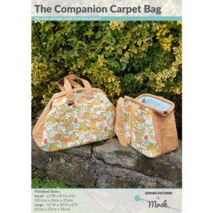 The Companion Carpet Bag by Mrs H
